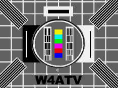 BBC testcard C from the all new PC-ATV program